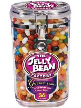 The Jelly Bean Factory Gourmet Jelly Beans 700g Jar